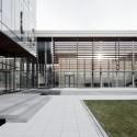 4_CIGI-Courtyard cMMezulis Balsillie School of International Affairs, CIGI Campus, Canada / Kuwabara Payne McKenna Blumberg Architects © cMMezulis