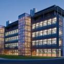 22 - Morley van Sternberg Frick Chemistry Laboratory, Princeton University, USA / Hopkins Architects © Morley van Sternberg