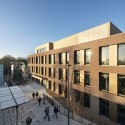 Kingston Business School / Hawkins\Brown  (7) © Hufton+Crow