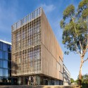 2_Monash_University_Student_Housing_Clayton_3 - John Gollings (2) Clayton Campus – Monash University, Melbourne, Australia / VN Architecture © John Gollings