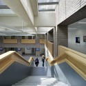 Kingston Business School / Hawkins\Brown  (4) © Hufton+Crow