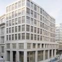 21-Urban Housing Alain Grandchamp 04 Urban housing and crèche, Geneva, Switzerland / Sergison Bates Architects with Jean-Paul Jaccaud Architectes © Alain Grandchamp