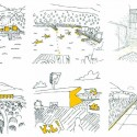 Klaksvik City Center Proposal (9) sketches 01