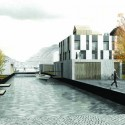 Klaksvik City Center Proposal (2) Courtesy of StudioWOK