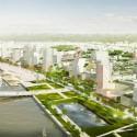 Brazza Nord Bordeaux Masterplan (3) Courtesy of KCAP