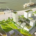 Brazza Nord Bordeaux Masterplan (5) Courtesy of KCAP