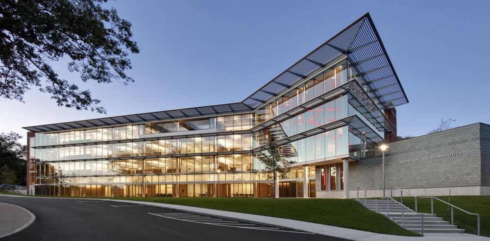 Brandeis Mandel Center / Kallmann McKinnell & Wood Architects
