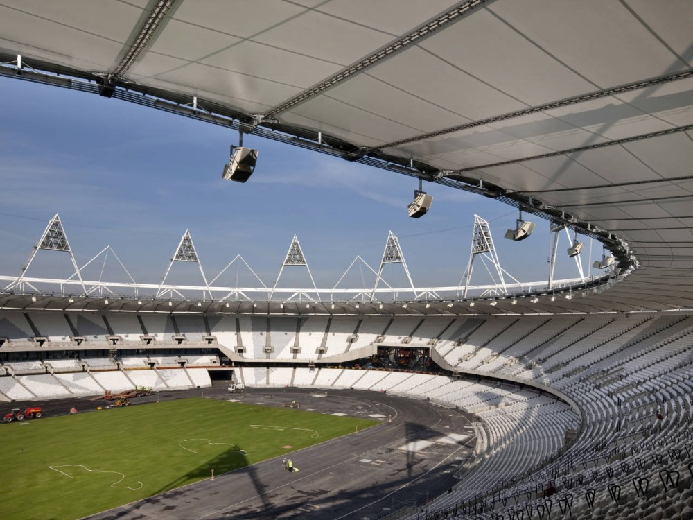 London Olympic Stadium / Populous