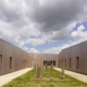 Medical Cared Center For Disabled Persons / Atelier Zundel & Cristea © Stéphane Chalmeau