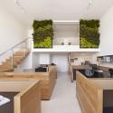 The Offices of Buck O'Neill Builders / Jones | Haydu (8) © Bruce Damonte