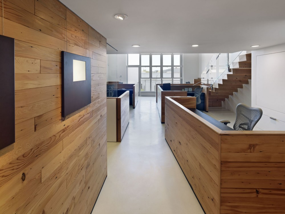 The Offices of Buck ONeill Builders / Jones | Haydu