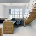The Offices of Buck O'Neill Builders / Jones | Haydu (5) © Bruce Damonte