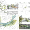 Skanska Bridging Prague Competition Winners (5) 1st prize - Peter North