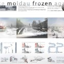 Skanska Bridging Prague Competition Winners (1) honorable mention 02 - Eduard Seibert