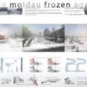 Skanska Bridging Prague Competition Winners (1) honorable mention 02 - Eduard Seibert