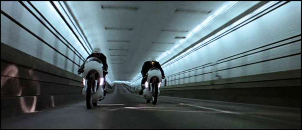 "Films & Architecture: ""THX 1138"""