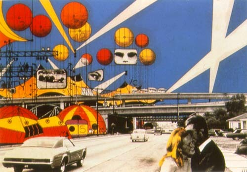 Archigram Instant City
