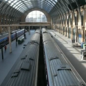 Video: King's Cross Western Concourse Lighting Design