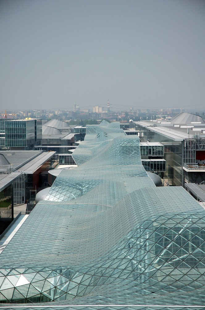 New Milan Trade Fair / Studio Fuksas