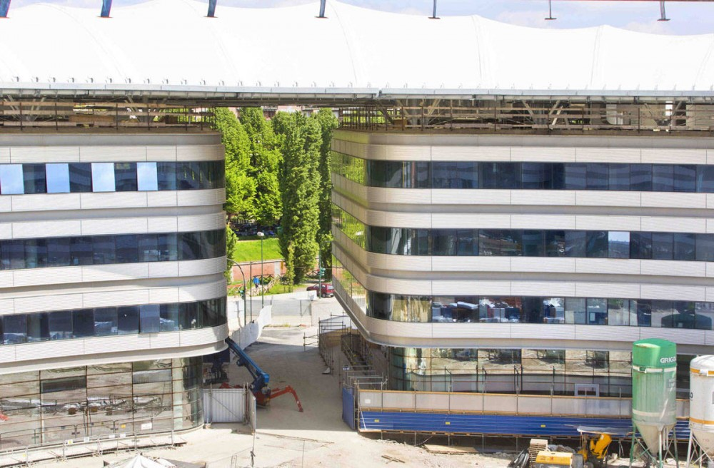 In Progress: Faculty of Law and Political Sci​es of Turin / Foster and Partners