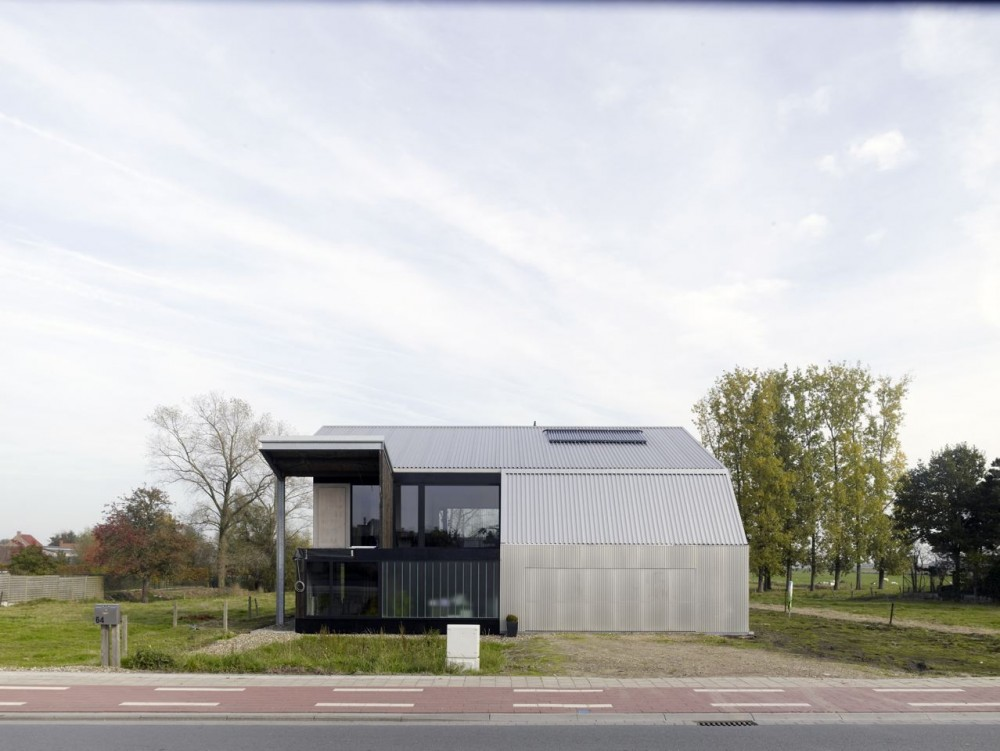 House Van Colen at Wingene / Compagnie O Architects