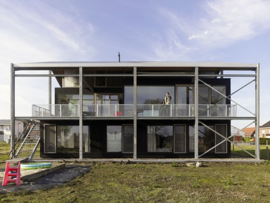 House Van Colen at Wingene / Compagnie O Architects (6)  Frederik Vercruysse