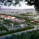 Regeneration of the Forbidden City (1) Courtesy of WILCOTER Architects