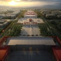 Regeneration of the Forbidden City (3) Courtesy of WILCOTER Architects