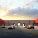 Regeneration of the Forbidden City (4) Courtesy of WILCOTER Architects