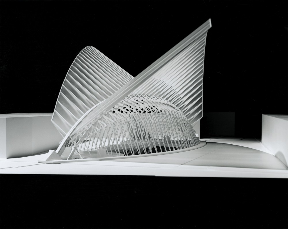 'Santiago Calatrava: The Quest for Movement' Exhibition