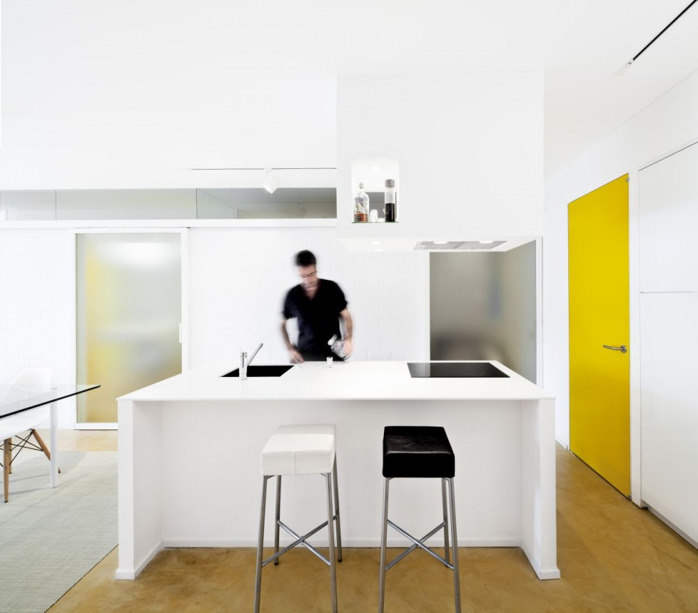 Glazed Apartment / Sergi Pons
