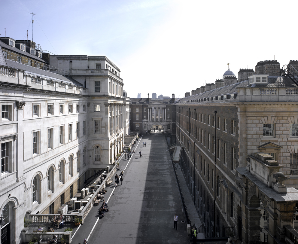 Shortlist Announced for the Redevelopment of the Quadrangle at Strand Campus