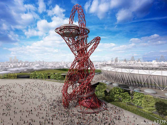 The ArcelorMittal Orbit / London Olympics / Kapoor + Balmond