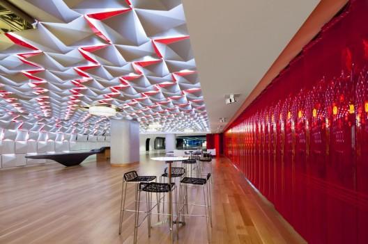 Salon urbain sid lee architecture difica archdaily for Salon urbain place des arts