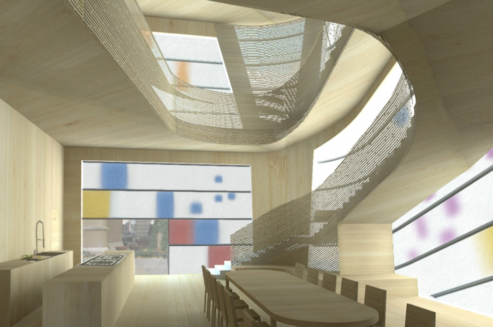 Steven Holl reveals Design Concept for Maggie's Barts