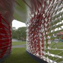 Assembly One Pavilion / Yale School of Architecture Students (5) Courtesy of the Yale School of Architecture