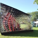 Assembly One Pavilion / Yale School of Architecture Students (1) Courtesy of the Yale School of Architecture