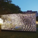 Assembly One Pavilion / Yale School of Architecture Students (4) Courtesy of the Yale School of Architecture