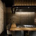 GINZA STEAK TAJIMA / Aiji Inoue - DOYLE COLLECTION CO.,LTD. (5) © Satoshi Umetsu/ Nacasa&Partners