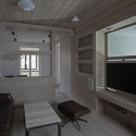 "Smolenka ""Oak Tube'' Apartment / Kostelov Peter  (9) © Zinon Razutdinov"