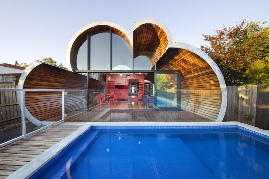 Cloud House / McBride Charles Ryan  John Gollings