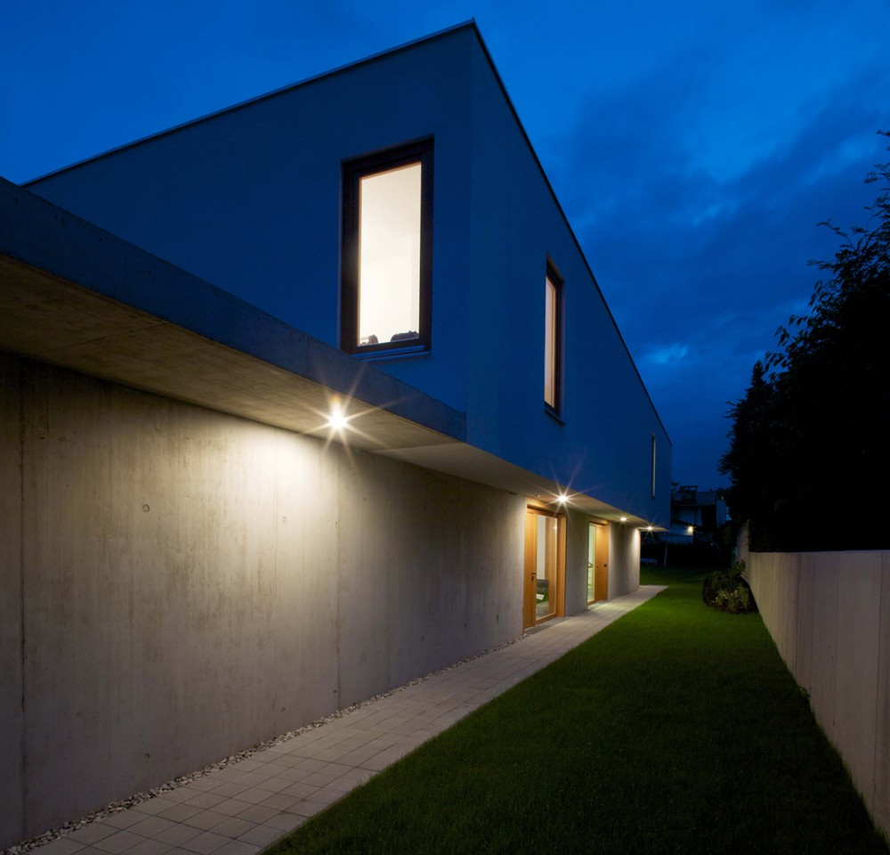 Two in One House / Triendl und fessler architekten