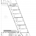 "Primary School & Nursery in the ""Claude Bernard"" ZAC / Atelier d'Architecture Brenac-Gonzalez Plan 02"