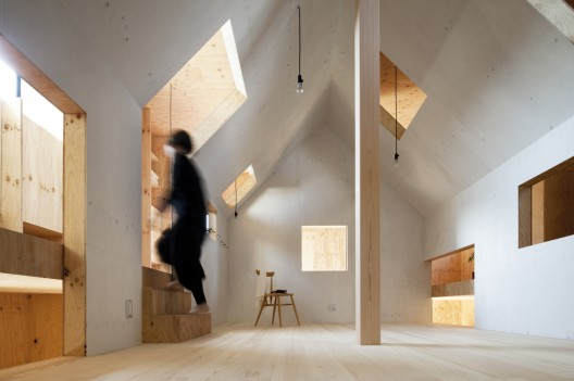 Ant-house / mA-style architects  Kai Nakamura