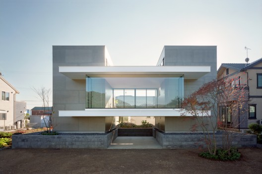 Outotunoie / mA-style architects  Kai Nakamura