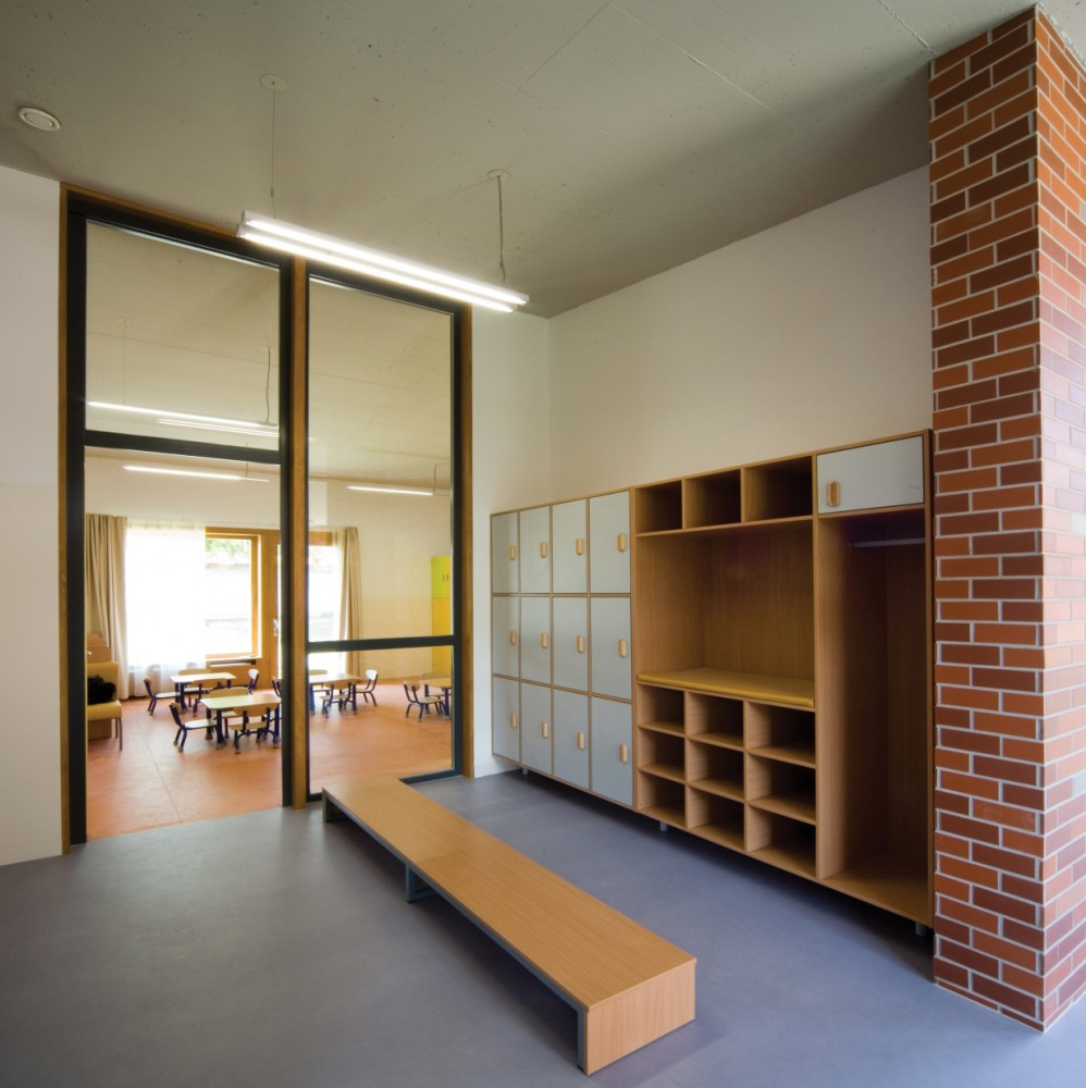 Daycare in Zsámbék / Földes & Co. Architects Ltd.