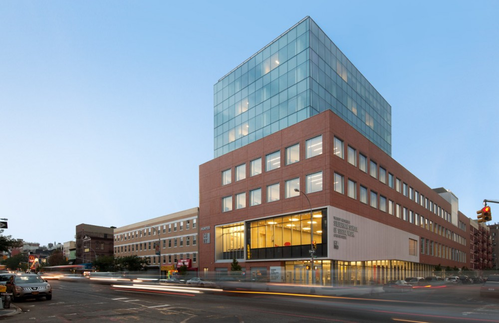 Silberman School of Social Work at Hunter College / Cooper, Robertson & Partners