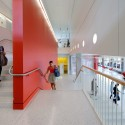 Silberman School of Social Work at Hunter College / Cooper, Robertson & Partners © Chuck Choi