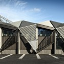 Te Wharewaka / architecture + Courtesy of architecture +