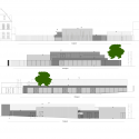 Poperinge Youth Centre / Buro II & Archi+I Elevation 01